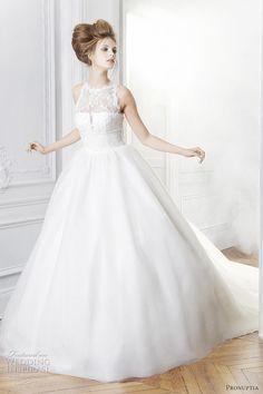 Pronuptia vestido de novia feerie 2012 - Etourdissante