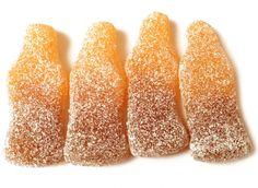 http://www.naschplatz.de/Saure-Cola-Orange-Flaschen-p793 -Gummibärchen!! My new favorite candy from Germany! :)
