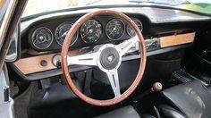 1966 Porsche 911 dashboard