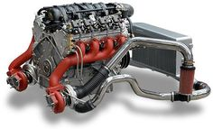 ls1 turbo headers | highly effective press formed protective tray continues on from the ...