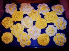 Cupcakes By Confectionary2 on CakeCentral.com