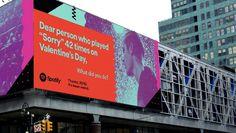 En lo más fffres.co: Spotify utiliza los datos más raros de sus usuarios en esta divertida campaña: El big data puede decir… #Exterior