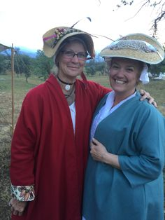 Ladies of the Wildwood Mercantile at Hart Canyon Rendezvous