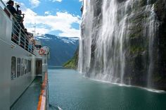 Bridal Veil waterfall