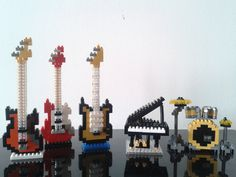 My nano block instruments
