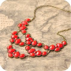 Retro the water droplets gem jewelry sweater chain long necklace [0133] - $4.67 : Fasion jewelry promotion store,Supply all kinds of cheap fashion jewelry,lowest price shop at Gofavor.us