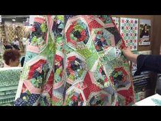 Di Mill : Moda Designers at Quilt Market Salt Lake City