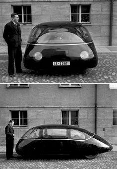 AVA-Wagen, 1938