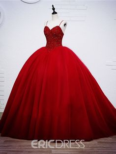 Cheap dress hourglass, Buy Quality dress mint directly from China dress up princess dress Suppliers: Romantic Evening Gowns Sweetheart Neckline Beading Sequins Crystal Puffy Skirt Ball Gown Red Evening Dress Prom Dress Sparkly Red Ball Gowns, Ball Gowns Evening, Tulle Ball Gown, Ball Gowns Prom, Ball Gown Dresses, Pageant Dresses, 15 Anos Dresses, Evening Dresses, Afternoon Dresses