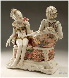 chris antemann | ... фарфоровые статуэтки by Chris Antemann