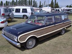 Ford Falcon - Great grocery getter!