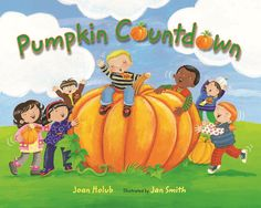 In this rhyming picture book, a classroom of children goes on a field trip to the pumpkin patch, where they count everything in sight. The book is perfect for the fall season, and an extra-fun way to teach children to count backward from twenty.