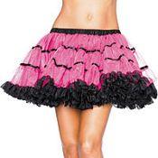 womens full petticoat