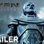 X-MEN: Apocalypse (Trailer)