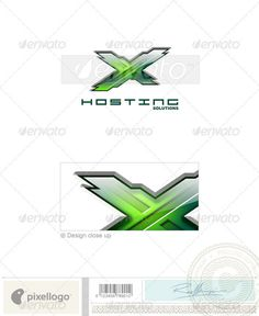 Technology Logo - 3D-122 by pixellogo An excellent logo template suitable for internet, technology and gaming businesses. This is a layered logo template and high reso
