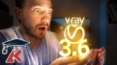 V-Ray 3.6 Quick Review - GPU/CPU Hybrid Rendering and 3ds Max 2018 support