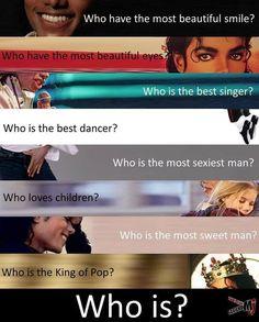Michael Jackson obvio!!!