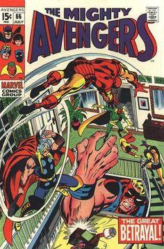 Avengers 66 - John Buscema