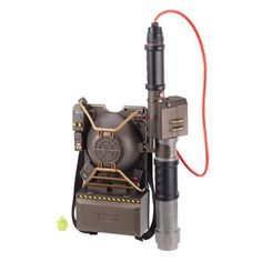 Ghostbusters 2016 Electronic Proton Pack Projector Ghostbusters 2016 Electronic Proton Pack Projector In Stock The legendary Ghostbusters are back and need your help! Gear up with this authentic Elect