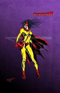 120 Batwoman by bielero on DeviantArt Comic Book Characters, Comic Character, Comic Books Art, Comic Art, Batwoman, Batgirl, Supergirl, Goblin, Hulk