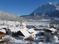 Estación de esquí Garmisch - Partenkirchen: Bayern - Alemania