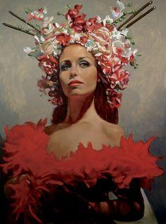 Michael Foulkrod. Paintings by Michael Foulkrod: ... - SUPERSONIC ART