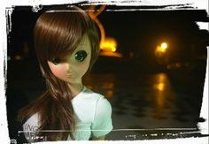 Smart Doll Ebony by TheLoneSlender