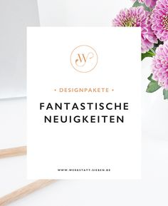 Fantastische Neuigkeiten! — Werkstatt Sieben  #designblog #design #blog #blogger #designblogger #blogging #marketing #bloggen #business #brand #followme #solopreneur #entrepreneur #smallbusiness #creatives #marke #markendesign #socialmedia