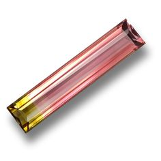 Multicolor Watermelon Tourmaline from #GemSelect: http://www.gemselect.com/other-gems/watermelon-tourmaline.php