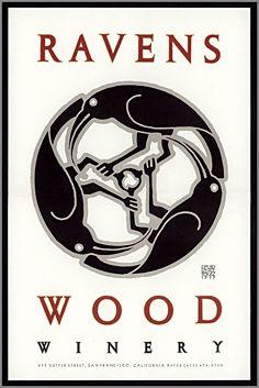 David Lance Goines | Ravenswood label