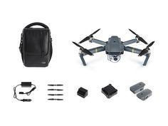DJI Mavic Pro Fly More Combo Multikopter/drone