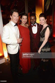 ニュース写真 : Benedict Cumberbatch, Sophie Hunter, David...