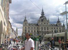 Austria-Graz. Ayuntamiento.