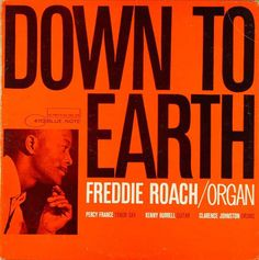 Freddie Roach - Down to Earth - Blue Note Records