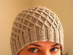 bitterpurl - knit hat