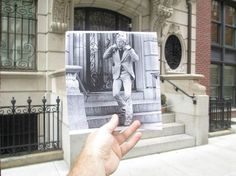 Photos: Iconic Film Stills Photographed in Their Real-Life Locations   Vanity Fair - Robert Redford