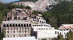 Art Nouveau cement plant in Spain. Cement, Art Nouveau, Spain, Industrial, Mansions, House Styles, Plants, Home, Decor