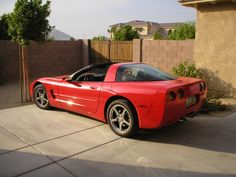 I bought this Corvette in October, 1997. Only has 51,000 miles. I kept the original wheels.