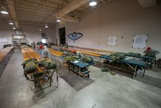 U.S. Army Parachute Rigger School | DVIDS - News - Army Reserve Parachute Riggers ready for Operation Toy ...