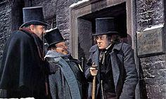 ROY-KINNEAR--ALBERT-FINNEY - Scrooge 1970