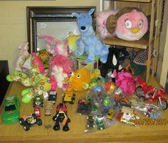 JB-19 Toys