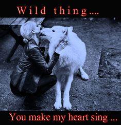 #Wolf love