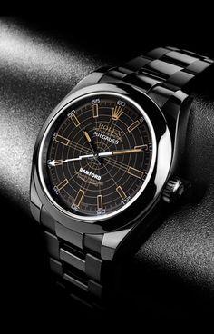 Bamford Watch Department Rolex u201cPolarisu201d Milgauss