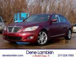 2011 Hyundai Genesis Vehicle Photo in Quincy, IL 62301 http://www.denelambkinhyundai.com/VehicleSearchResults?search=preowned