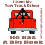 I Love My Tow Truck Driver! He Has A Big Hook! ; )