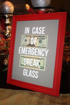 EverythingVinyl.blogspot.com  cute idea for graduation or any occasion