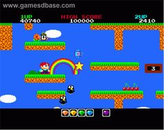 Rainbow Islands (Commodore Amiga)