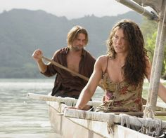 Lost ~ TV series (2004-2010) Starring Jorge Garcia, Matthew Fox, Daniel Dae Kim, Naveen Andrews, and Evangeline Lilly.