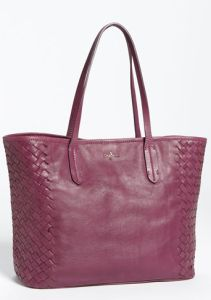 2/25/2013 - Vote for which bag I should get!  3) Cole Haan: Purple Tote