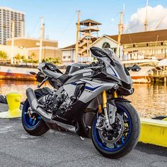 Yamaha R1M. Motorcycles, bikers and more